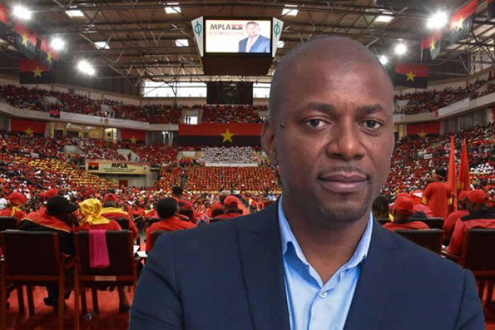 """""""Retiraram a Angola 80 mil milhões de dólares entre 2002 e 2014"""" - Benja Satula"""