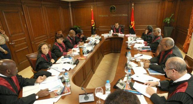 Tribunal Constitucional de Angola decide sobre recursos dos resultados eleitorais