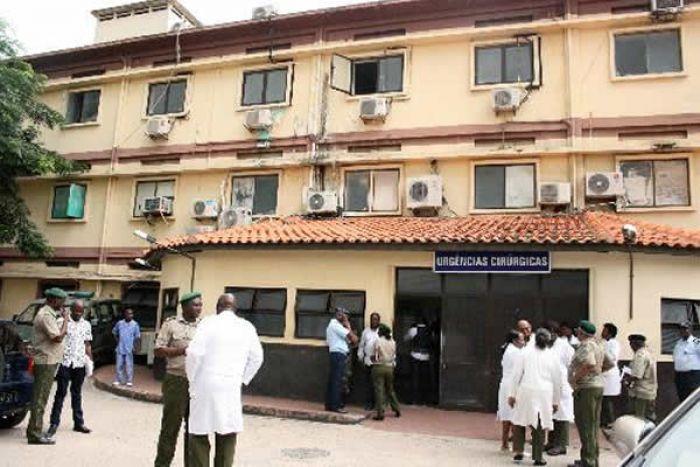 Hospital Militar Principal de Luanda: transformado em trincheira da negligência hospitalar