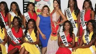 Eleição da Miss Angola 2019, será realizada fora de Luanda