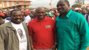 Filhos de Jonas Savimbi querem fechar feridas de vez