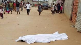 Mãe e filha assassinadas por agente da Polícia Nacional em Viana