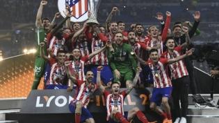 Atlético de Madrid bate Marselha e vence a Liga Europa