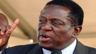 """Novo PR diz que Zimbabué """"já virou a página"""" do regime de Mugabe"""