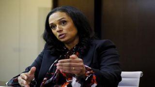 Isabel dos Santos desmente processo contra Presidente João Lourenço