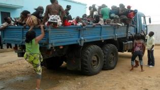 Governo angolano indica que 380.000 migrantes deixaram Angola em menos de um mês