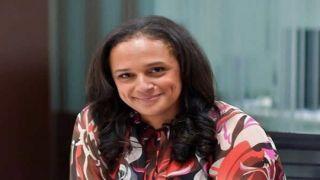"Isabel dos Santos quer economia angolana a crescer a ""dois dígitos"""