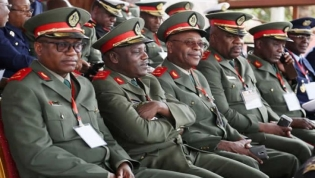 Presidente da República exonera 22 oficiais superiores do Estado-Maior e das FAA