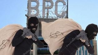 No Banco de Poupança e Crédito (BPC) a torneira do roubo continua a jorrar