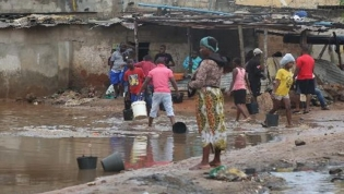 Chuvas mataram 47 pessoas na província do Huambo desde setembro
