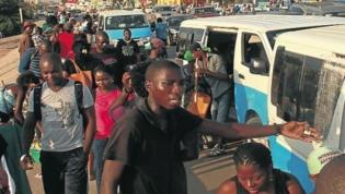 Luanda terá 80% de cobertura de transportes até 2030