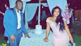 Mantorras anuncia noivado mas ainda é casado