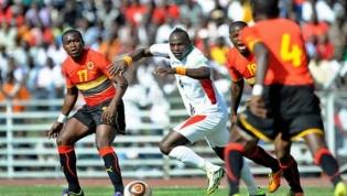 Angola goleia Mauritânia por 4-1 e assumiu à liderança do Grupo I da CAN2019