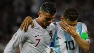 Acabou o sonho. Cavani deixa Portugal de fora do Mundial da Rússia